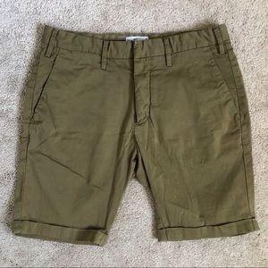 GANT Rugger Men's Cargo Slim Fit Cotton Shorts 28